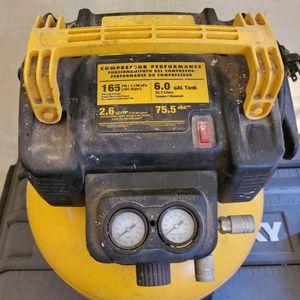 compressor for sale (see pic# 4) for Sale in Tacoma, WA