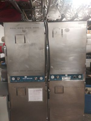 Alto Shaam Cook & Hold Double Stack Oven for Sale in Buffalo, NY