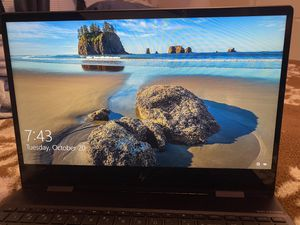 HP ENVY x360 2in1 Touchscreen laptop for Sale in Canton, MI
