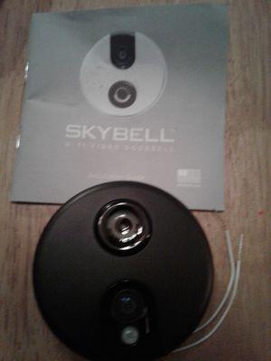 Skybell video door bell for Sale in Manton, MI