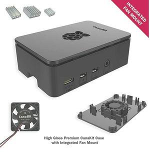 Mini pc CanaKit Raspberry Pi 4 Starter Kit - 2GB RAM for Sale in Orlando, FL