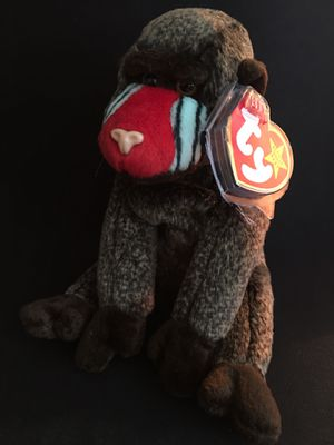 """""""Cheeks"""" Ty Beanie Baby - AUTHENTIC- ORIGINAL ❤️💯 for Sale in La Habra Heights, CA"""
