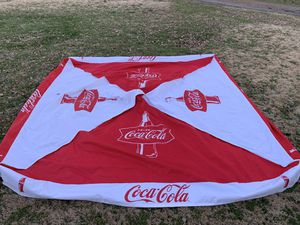 CocaCola standard tent cover for Sale in Nashville, TN