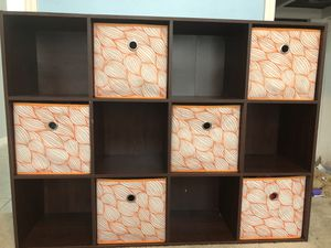 Book shelf/ storage / organizer/ cabinet for Sale in Orlando, FL