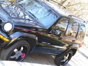 2002 jeep liberty Rims not included for Sale in Conyers, GA