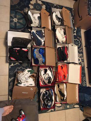 Jordan Nike Reebok sneakers for Sale in Bronx, NY
