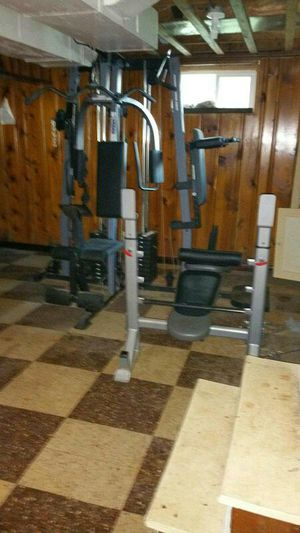 Official Weider Universal weight set I posted this item one year ago. The price went from $500 to $250. Won't last long come get it for Sale in Philadelphia, PA