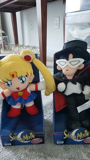 Sailor Moon Plush Dolls for Sale in Golden Beach, FL