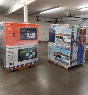 "Brand New TCL ROKU TV 32"" open box w/ warranty PP for Sale in Houston, TX"