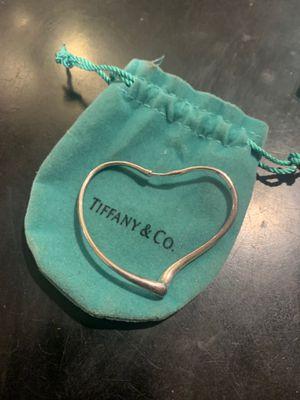 TIFFANY &co Elsa peretti HEART HOOP for Sale in Boca Raton, FL