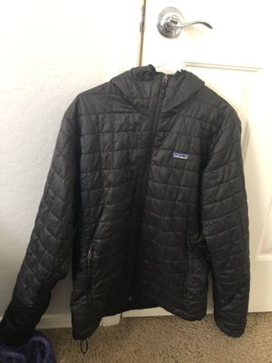 Patagonia Nano Puff Hoody: Size Medium for Sale in Peoria, AZ