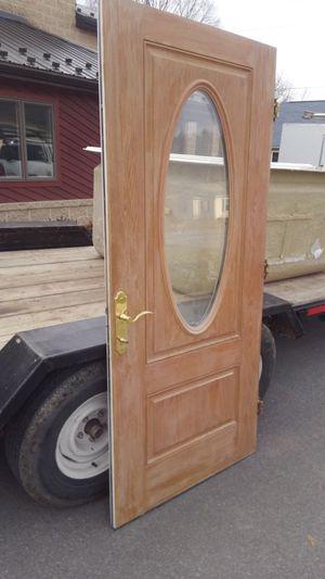 Door with sidelights for Sale in Mifflinburg, PA