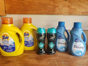 Tide bundle $25 FIRM for Sale in Oklahoma City, OK