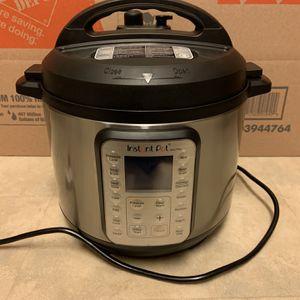 Instant Pot Duo Plus 9-in-1 6Quarts for Sale in Falls Church, VA