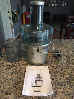 Breville Juicer for Sale in Tempe, AZ