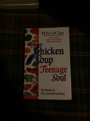 Chicken Soup for the Teenage Soul for Sale in Canton, KS