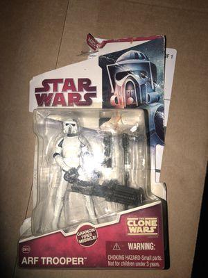 Star war clone war action figure for Sale in Nashville, TN