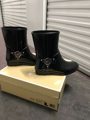 Michael Kors rain boots for Sale in Reserve, LA