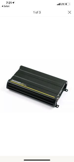 Kicker 1200 watt amp for Sale in Saint Paul, MN
