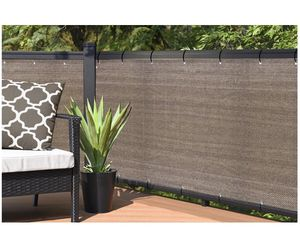 3x6 Privacy Screen For Backyard Patio, Weather Proof for Sale in Corona, CA
