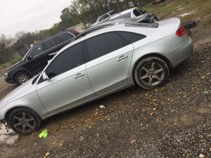2009 AUDI A4 2.0T QUATTRO 2.0L FOR PARTS ONLY for Sale in Dallas, TX