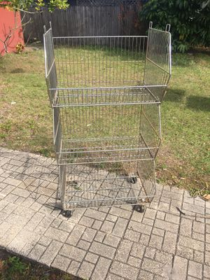 Metal shelves for Sale in Clearwater, FL