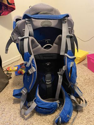Osprey hiking toddler backpack for Sale in Vancouver, WA