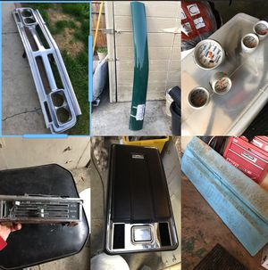 1967-1972 c10 gmc parts for Sale in Tracy, CA