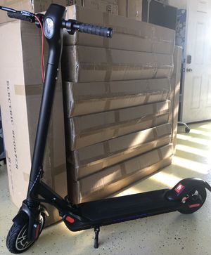 350w Max 20mph High Speed Riding Folding Electric Scooter 8.5in Wheels LED Display for Sale in Westminster, CA