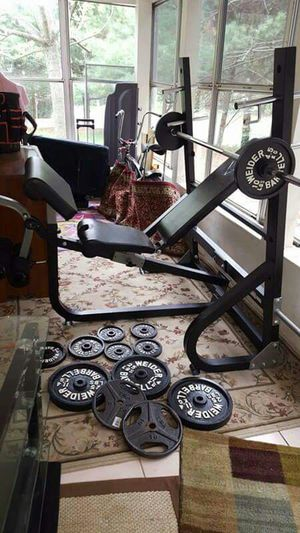 Bench to workout.Body vision.$450 or you can offer me. for Sale in Washington, DC