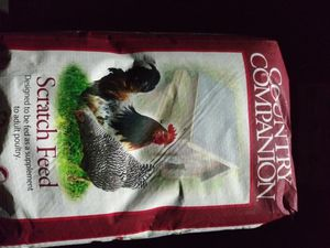 Chicken scratch feed 50# for Sale in Gresham, OR
