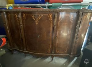 Antique China Cabinet for Sale in Oklahoma City, OK