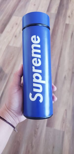 Travel Cup Hype Supreme Blue for Sale in Las Vegas, NV