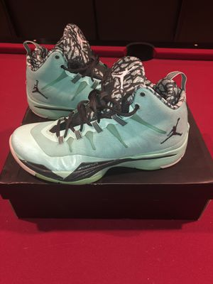 Air Jordan Nike super fly 2 basketball shoes for Sale in Fairfax, VA