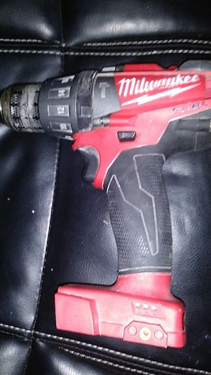 Milwaukee fuel brushless hammer drill for Sale in Hayward, CA