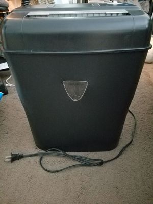 Paper shredder for Sale in Kingsley, MI