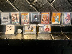 Hall of Fame Rookies Manning, Rodgers, , BradShaw for Sale in Bakersfield, CA