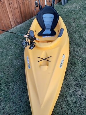 10ft kayak-paddle-Life jacket $300 for Sale in Wylie, TX