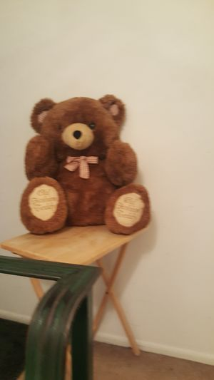 Large teddy bear for Sale in Mount Holly, NJ