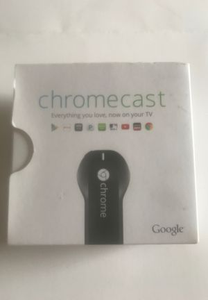 Google Chromecast HDMI Streaming Media Player (H2G2-42) for Sale in PA, US