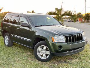 2007 JEEP GRAND CHEROKEE LAREDO CLEAN TITLE $999 DOWN for Sale in Miami, FL