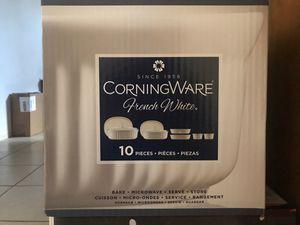 New Corningware French White for Sale in Fairfax, VA