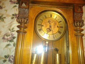 Antique wall clock for Sale in Las Vegas, NV