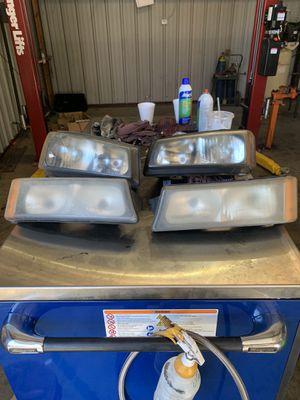 2003-2006 Silverado headlights for Sale in Fresno, CA