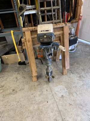 6 horse Evinrude outboard motor for Sale in Sandy, OR