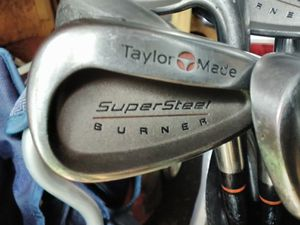 TaylorMade irons and Big Bertha woods FULL SET everything you need to get on the green today! for Sale in MD CITY, MD