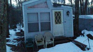Rv in breezewood acres 1 br bath living kitchen hanyman spe ial for Sale in Gouldsboro, PA