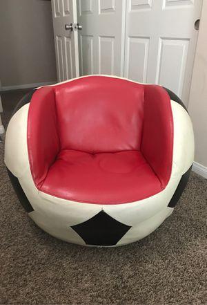 Soccer kids chair for Sale in Bakersfield, CA
