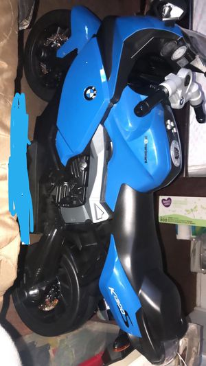 BMW ride on motorcycle for kids for Sale in El Monte, CA