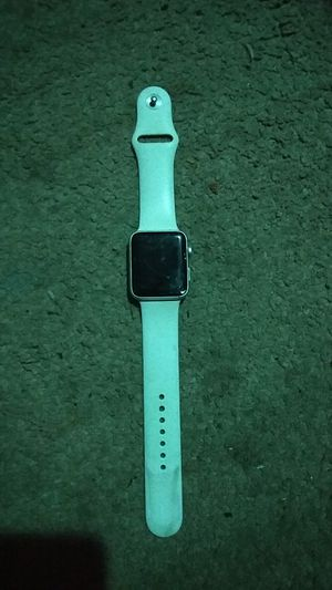 Apple Watch Series 2 42mm Aluminum Case. Ceramic Back. GPS. WR-50m for Sale in Roland, OK